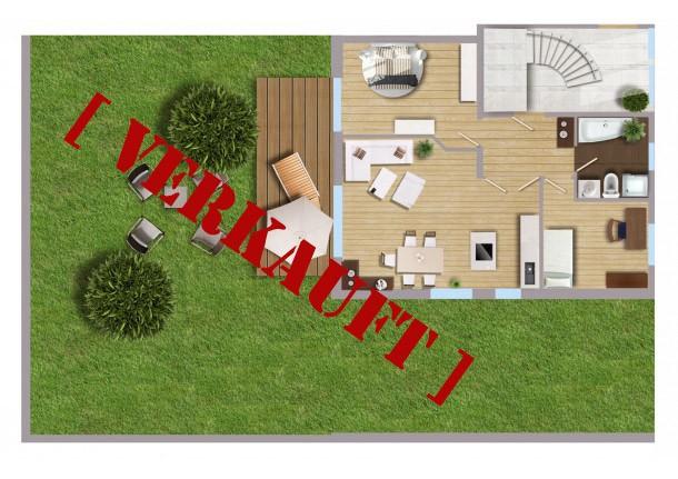 3-Zimmer-Wohnung mit Garten - VERKAUFT - | VV Wohnbau