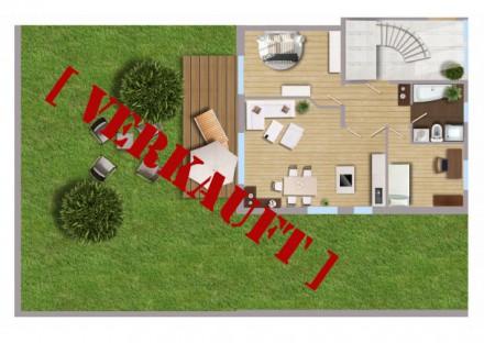 3-Zimmer-Wohnung mit Garten – VERKAUFT –